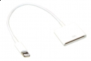 Adapter iPhone/ Apple 8pin wtyk - 30pin IPhone gn