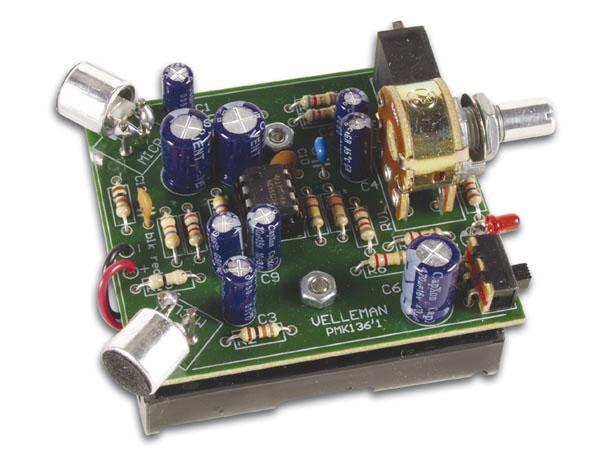 RAM Audio S - Dwukanałowy wzmacniacz z DSP 4 × 4